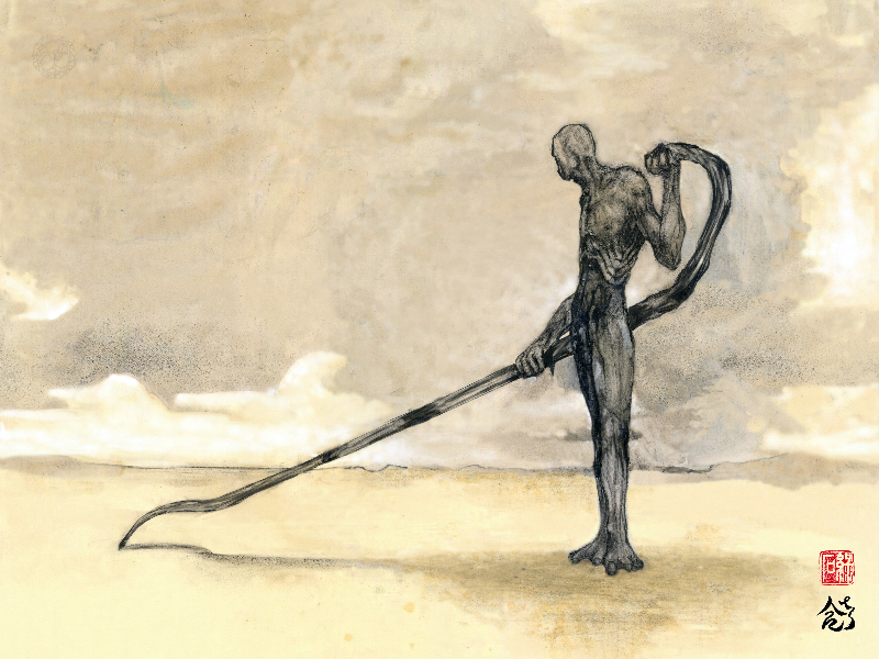Death, The 3rd Generation of The Fall