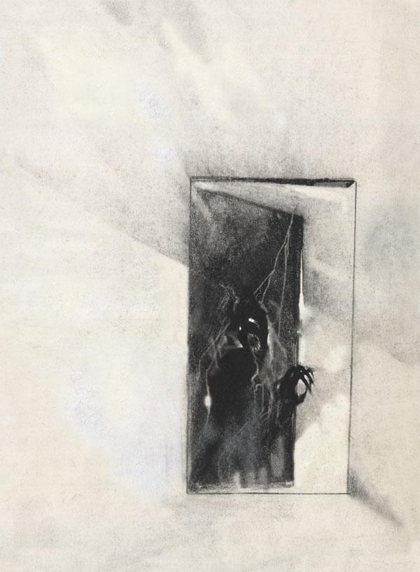 My Bangungot's story through drawings